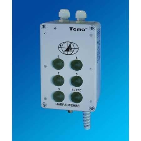 Прибор громкоговорящей связи Tema-E21.22-p65