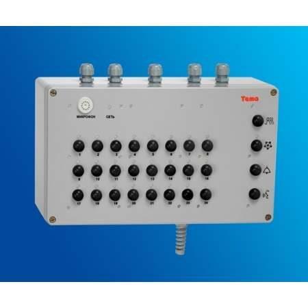 Прибор громкоговорящей связи Tema-K24.62-m65
