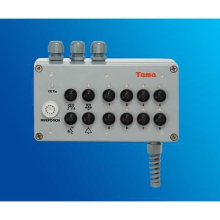Прибор громкоговорящей связи Tema-K81.62-m65