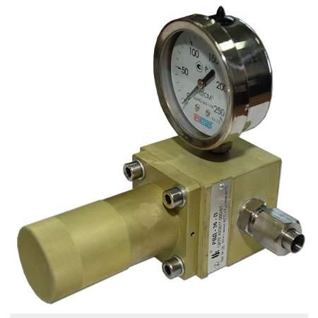 Редуктор высокого давления РВД-36-П