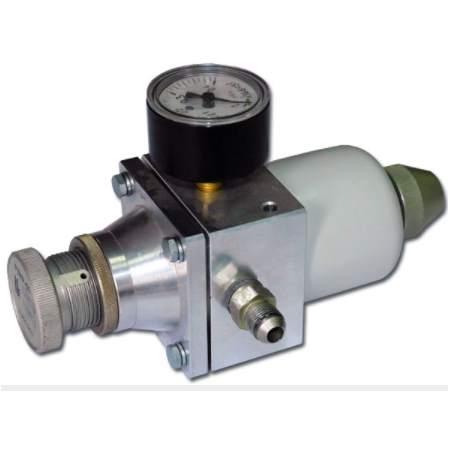 Редуктор давления с фильтром РДФ-01М