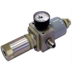 Редуктор давления с фильтром на расширенный диапазон давления с повышенным расходом РДФ-6/10М