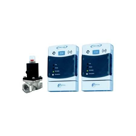 САКЗ-МК-1-1А без клапана (бытовая) CH4