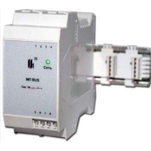 Стабилизированный модуль питания МП BUS