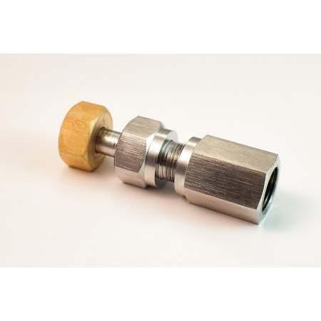 Фильтр газовый сетчатый поточныйФГС-1