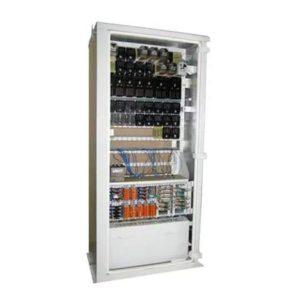 Шкаф релейный унифицированный со встроенной грозозащитой ШРУ-З