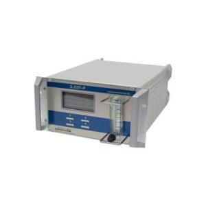 3.02П-Р газоанализатор стационарный хемилюминесцентный O3 в воздухе рабочей зоны