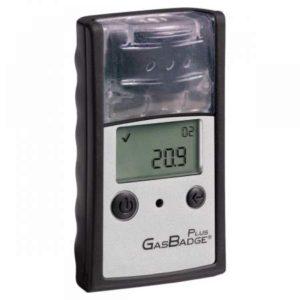 GasBadge-Plus газоанализатор портативный одноканальный