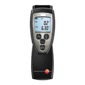 Testo-315-3 анализаторы угарного и углекислого газов