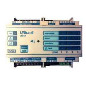 Блок управления и сигнализации UNIKA модели B20-UN2А и B20-UN4А