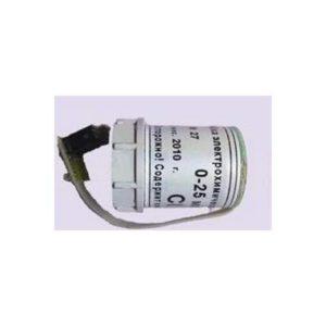 ИБЯЛ.305649.035-40 ячейка электрохимическая на угарный газ (в упаковке - ИБЯЛ.418425.035-40) для СОУ-1, СТГ-1 (в сером корпусе)