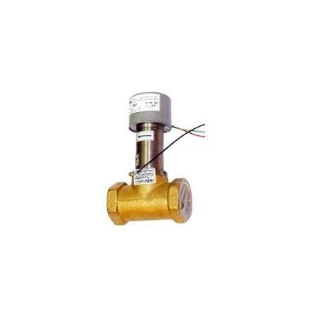 КЭФ клапан нормально закрытый запорный с электромагнитным управлением и форсировкой