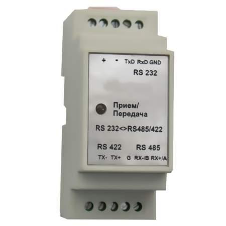 Преобразователь интерфейса RS232-RS485 422