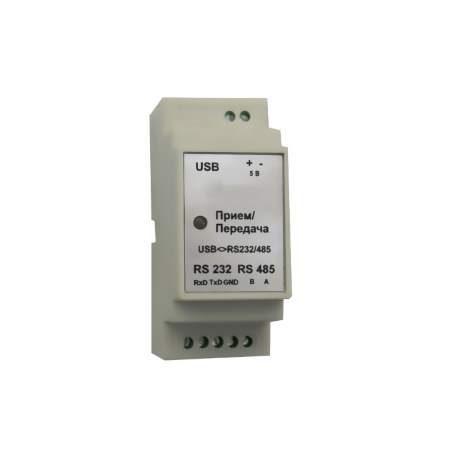 Преобразователь интерфейса USB-RS232 485