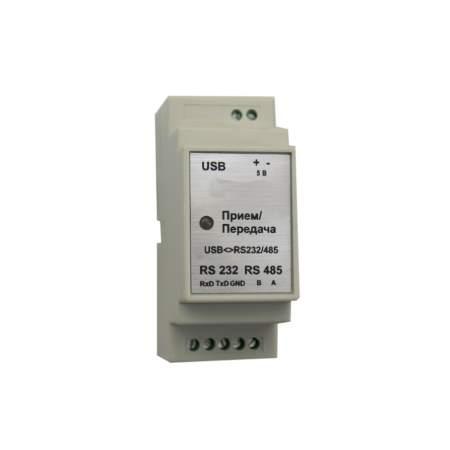 Преобразователь интерфейса USB-RS485 CAN