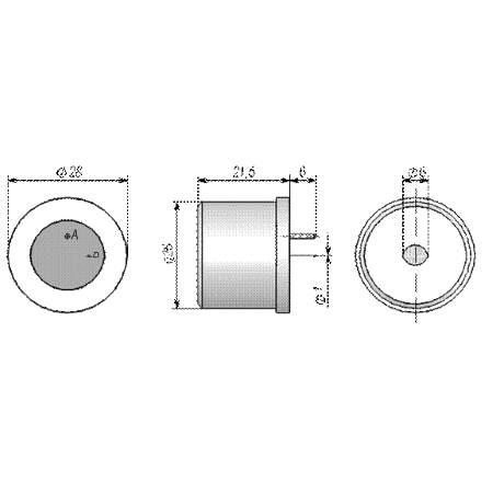 2E-Cl2 сенсор (датчик) хлора электрохимический