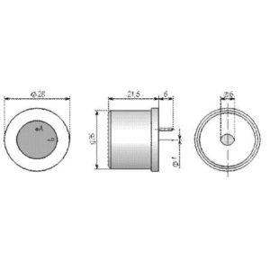 2E-NH3 сенсор (датчик) аммиака электрохимический