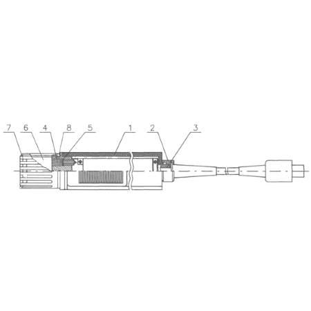 5К5.184.094 чувствительный элемент сорбционно-частотный