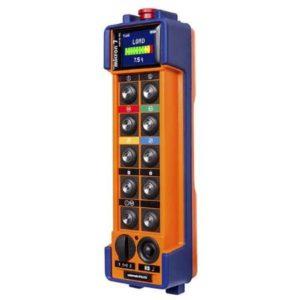 Micron 7 пульт управления для грузоподъёмных механизмов со встроенным цветным дисплеем