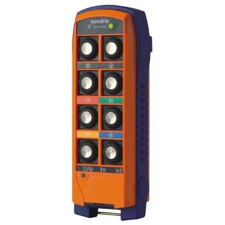 Quadrix пульт управления для 3 двухступенчатых приводов