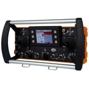Spectrum D управление гидроприводом с цветным TFP дисплеем