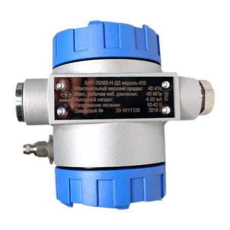 АИР-20 М2-Н-ДД преобразователь дифференциального давления (4)