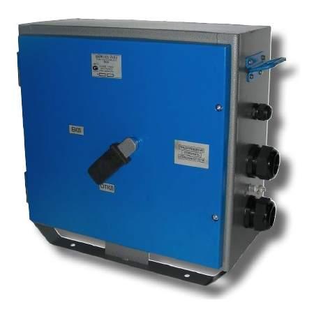 Автоматический выключатель рудничный ВАРП-250, ВАРП-500
