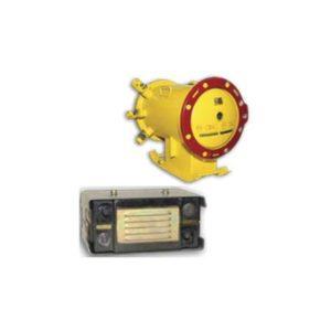 Аппаратура громкоговорящей связи и предупредительной сигнализации в лаве АС-3СМ.III и АС-3СМ.IV