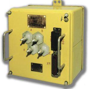 Аппарат защиты от токов утечки унифицированный рудничный АЗУР-1, АЗУР-2, АЗУР-3 и АЗУР-4