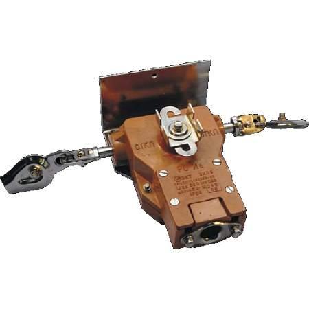 Выключатель кабель-тросовый ВКТ (КТВ-2)