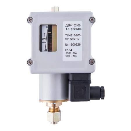 ДДМ-102 датчики-реле давления