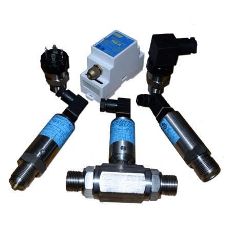 ИД-ИВ-АЦ датчики избыточного давления-разрежения