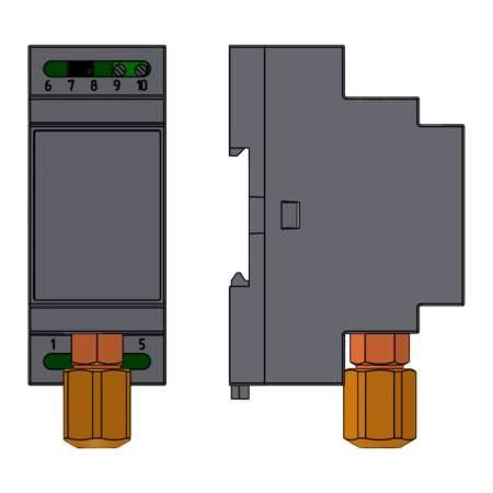 ИД-И-АЦ-Р-Ex датчики избыточного давления для крепления на din-рейку взрывозащищенные