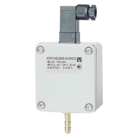 КОРУНД-ДИВ-001М-330 датчики давления-разрежения