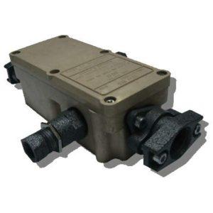 Коробки соединительные взрывозащищённые типа КП