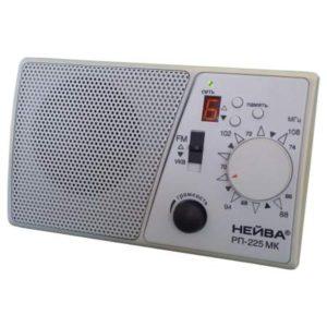 Нейва-РП-225МК радиоприемник с фиксированными настройками
