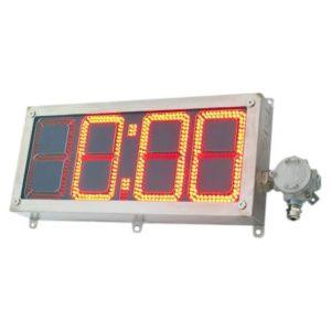 ПГС-ЧАСЫ табло светодиодные информационные взрывозащищенные