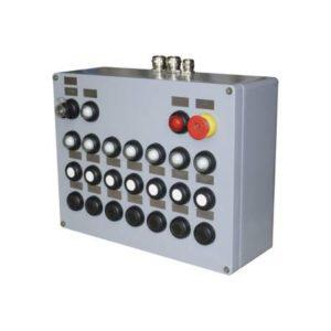 Посты управления взрывозащищенные кнопочные типа ПВК-М