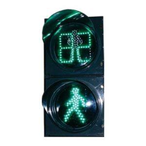 П.1.1-ТВА светофор дорожный пешеходный светодиодный