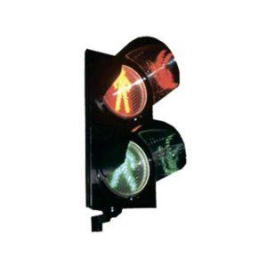 П.1.2 светофор дорожный пешеходный светодиодный