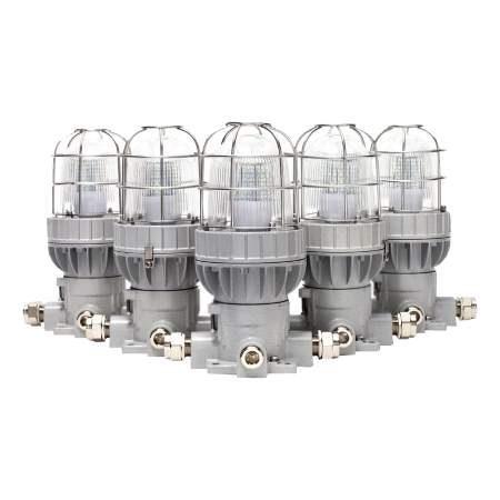 СГА02 огни заградительные светодиодные взрывозащищенные