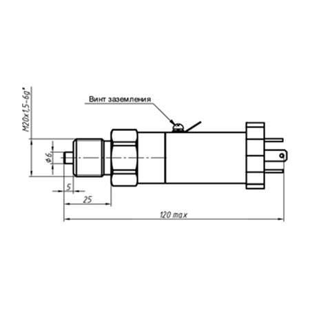 СДВ-ИВ датчики давления-разрежения (1)