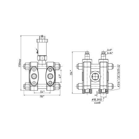 СДВ датчики давления с низким энергопотреблением серии SPECIAL (1)