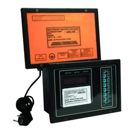 ТВИ-024 преобразователь-контроллер весоизмерительный