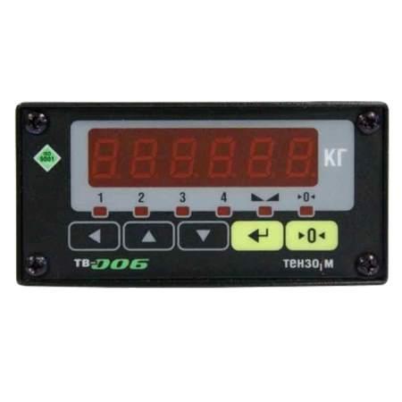 ТВ-006С преобразователь-контроллер весоизмерительный