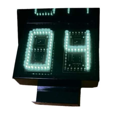 ТВ-160Л-2, ТВ-160КЛ-2 светофоры-табло обратного отсчета времени
