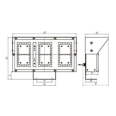 ТВ-160Л-3, ТВ-160КЛ-3 светофоры-табло обратного отсчета времени (1)
