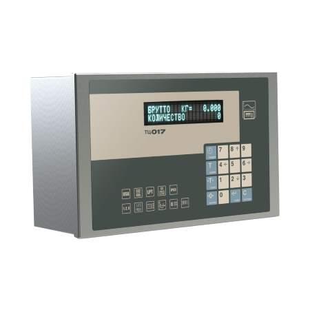 ТЦ-017 преобразователь весоизмерительный цифровой