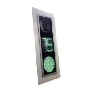 Т.1.1-ТВ-П светофор дорожный транспортный светодиодный