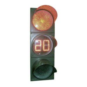 Т.1.1-ТВ светофор дорожный транспортный светодиодный